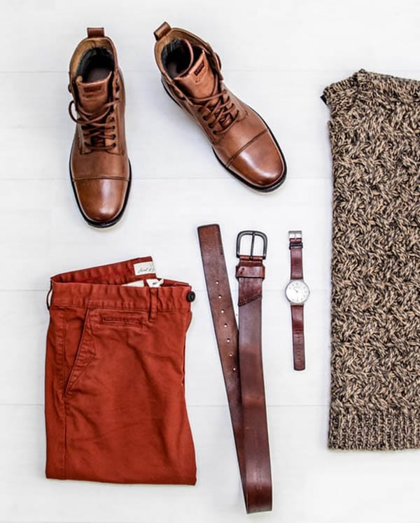 Do men's belt and shoes need to match (1)