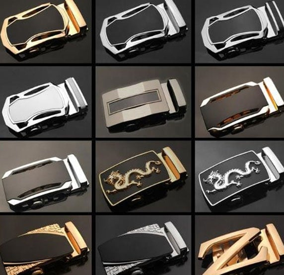 How does a belt buckle work (2)