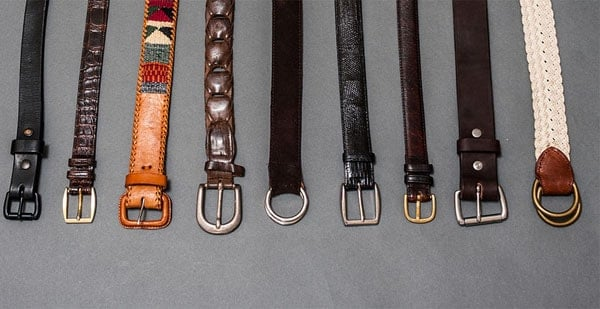 What are the best mens belts