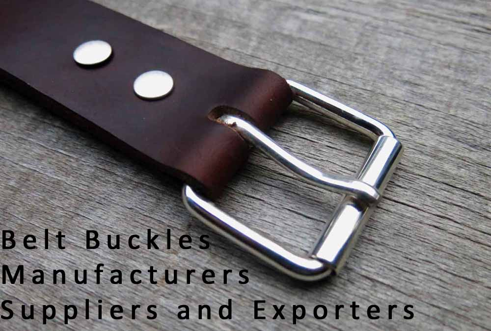 Belt Buckles Manufacturers Suppliers and Exporters